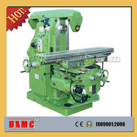 OEM ODM table top horizontal portable milling machine with CE standard X6132