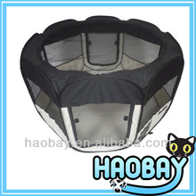 Fabric portable dog tents Pet Play Pens