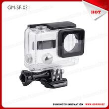 Diving underwater camera case for Gopros