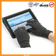 2015 new style iphone 6/5s /ipad 3 fingers touch screen electronics touch screen gloves factory cheap price