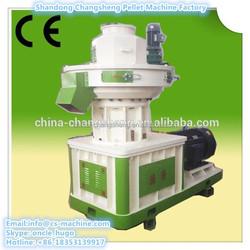 CSPM hottest CE Best sale wood sawdust pellet press machine for sale