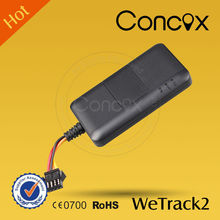 Concox Highest Quality with Low Payment GPS GPRS Vehicle/Truck/Motor Tracker WeTrack2 Easy to Install