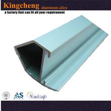 New type v-slot aluminum profile anodized aluminum