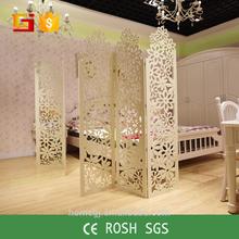 baratos de pared decorativos chino cama plegable de la pantalla