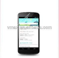 perfect screen protector for LG Google Nexus4 E960