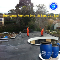Latest Cheap Rubber Bitumen Waterproof Coating for Building ( FT7-6C )