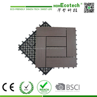 The best sell of wpc crack-resistant swimming pool decking tile
