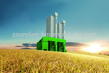 15t Secadora de grano secadora de maíz secedora de arroz secadora de trigo