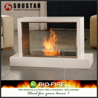 Modern Style! Outdoor Fireplace Fire Pit