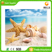 Modern art factory supply seascape painting seashell diamond painting