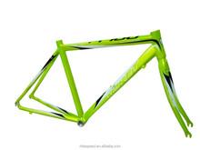 V-KET aluminum alloy bike frame with full carbon fork for road bike