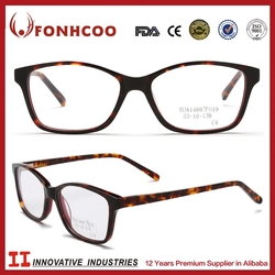 FONHCOO Handmade Fashion Acetate Optical Glasses Frames Manufacturers In China