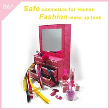 China suppiler top eyeshadowset with brush red simple professinal makeup eyeshdow brush