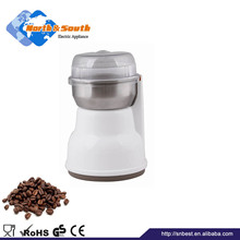 Automatic coffee grinder burr with stainless steel cup