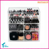 Top Selling Factory Customized Lipstick Lip Gloss Holder ,Toiletries Organizer Display ,Acrylic Cosmetic Drawer Organizer