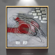 hot sell furniture decor modern art abstract oil painting WZ-140
