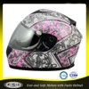 DOT FUSHI Cool Safety Full Face Motorcycle Helmet