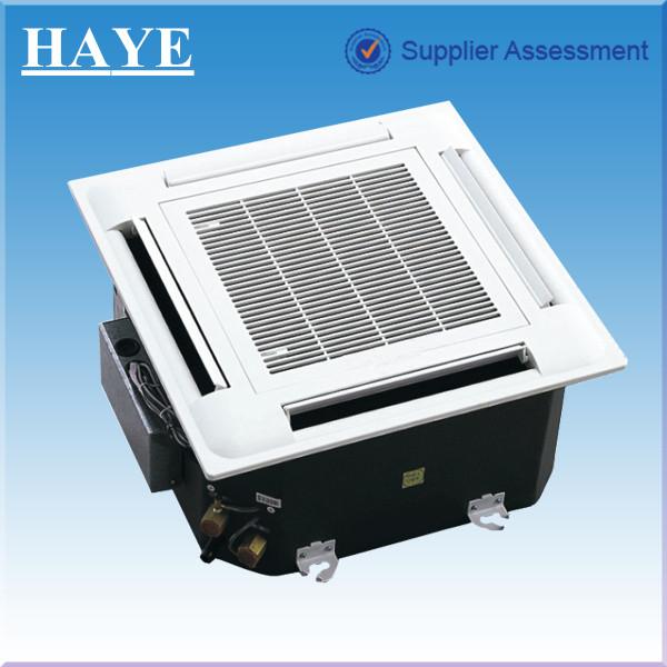 Air Fan Types : Wholesale air conditioner cassette type ceiling fan coil
