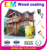 Indoor outdoor paint gloss spray uv coating for wood