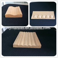 teak wood moulding/ decorative oak furniture trim