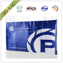 eco friendly pp woven shopping tote bag for promotion , pp woven laminated bag