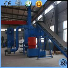 Alibaba best selling beech automated cheap fuel feed grass wood pellet machine production line