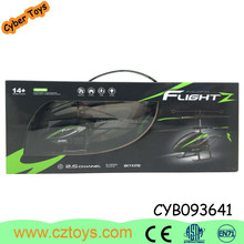 2015 popular 2.5 channel RC plane toy with remote control passed all test