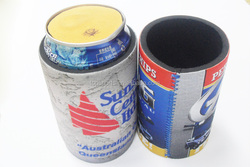 2015 5mm neoprene can cooler for coca cola