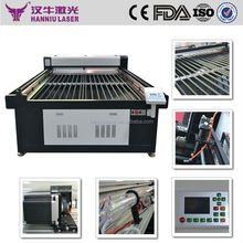 hot sale used K-1530 co2 laser cutting machine for wedding card felt