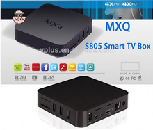 Hot Roofull household cleaning product MXQ internet tv set top box Manufactureers in China