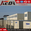 Prefabricated Container House/ Container Home Office Building on Construction Site 354