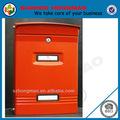 fundição de alumínio caixas de correio caixa de correio