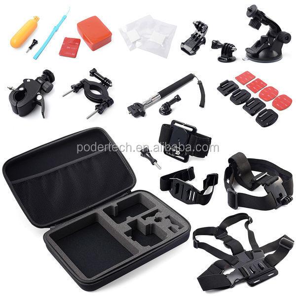 Go pro accessory kit