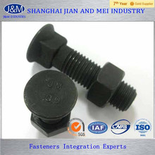 Tractor parts meteric fine threaded plow bolts