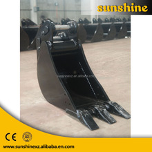 Long Durability and can be Customised standard excavator bucket for yamaha VIO35