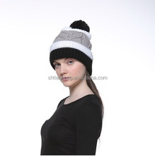 high quality ladies knit cap hat pattern