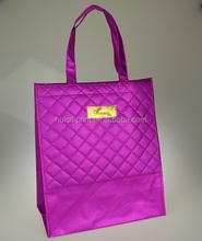 Lamination pp nonwoven bag,popular shopping bag for shopping / Promotional