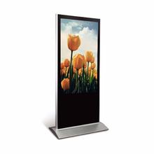 42 inch network wifi 3G floor standing lcd advertising display