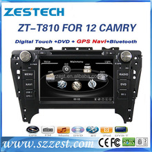 ZESTECH Special Stereo for Toyota Camry 2012 with Steering Wheel Control