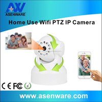 Shenzhen factory price indoor home wifi mini network 720p P2P 1mp pan tilt camera full hd