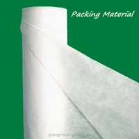 Chinese High Quality Manufacturer 100 polyester spunlace nonwoven fabric for Packing material& Dust bag&Desiccant