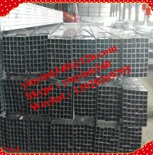Q235 rectangular hollow section square steel pipe or tube specification