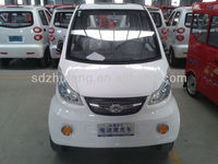 China good quality electric car with 4 doors seats