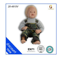 hot new products for 2015 fake baby dolls look real/happy baby doll/baby dolls that looks real