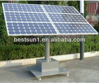 Mitsubishi technology 5000w solar panels for mobile homes