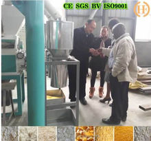 small good price corn flour maize mill