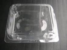 PET disposable blueberry packing trays