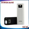 New 2000mAh/2600mAh mini power bank