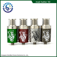 Unique design of CF mad hatter V2 with EXHAUST FAN