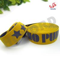 Webbing elastic head band